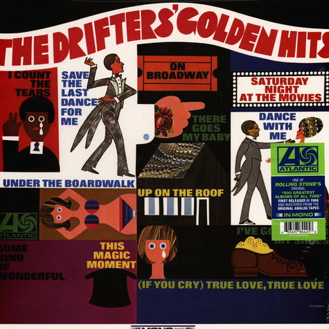 Drifters, The - The Drifters' Golden Hits