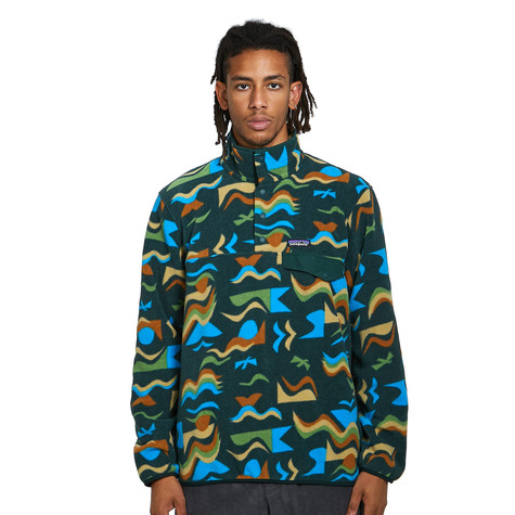 Patagonia - Lightweight Synchilla Snap-T Pullover - EU Fit