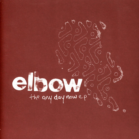 Elbow - The Any Day Now EP Record Store Day 2021 Edition