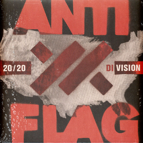 Anti-Flag - 20/20 Division Record Store Day 2021 Edition