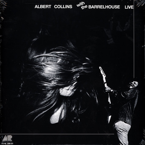Albert Collins With The Barrelhouse - Live Transparent Red/White/Black Record Store Day 2021 Edition