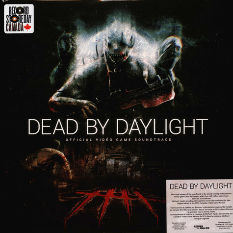 Dead By Daylight - OST Dead By Daylight Canadian Version Record Store Day 2021 Edition
