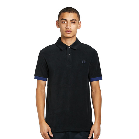 Fred Perry - Full Towelling Polo Shirt