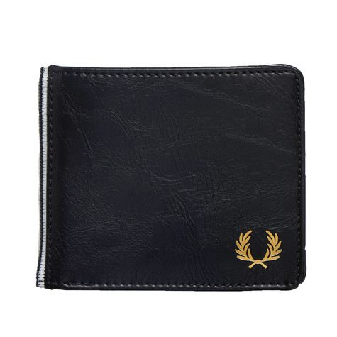 Fred Perry - Flat Knit Tipped B'Fold Wallet