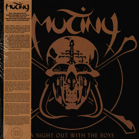 Mutiny - A Night Out With The Boys w/ Damaged Sleeve