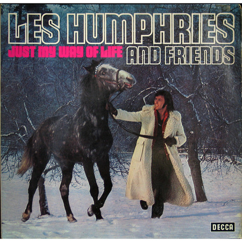 Les Humphries And Friends - Just My Way Of Life