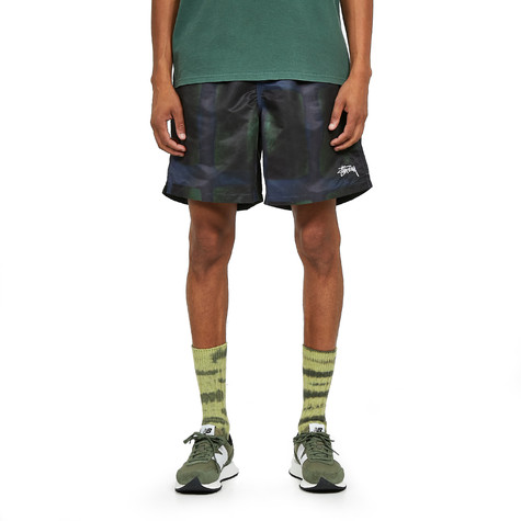 Stüssy - Dyed Plaid Water Short