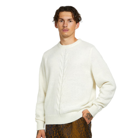 Stüssy - Double Cable Sweater
