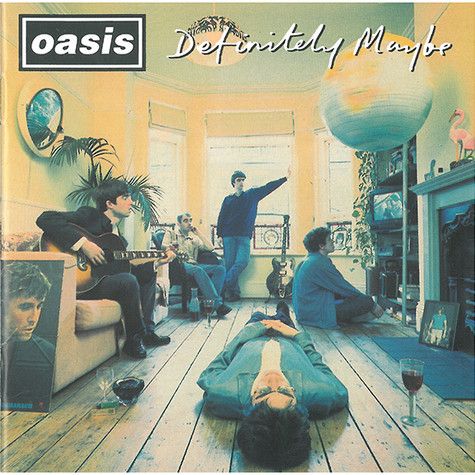 Oasis - Definitely Maybe Remastered Edition