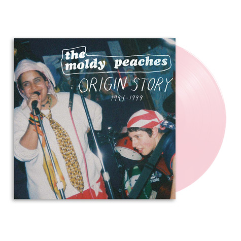 Moldy Peaches, The - Origin Story: 1994-1999 HHV Exclusive Baby Pink Vinyl Edition