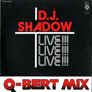 DJ Shadow - Q-Bert Mix-Live!!
