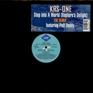 KRS-One - Step Into A World (Rapture's Delight) (The Remix)