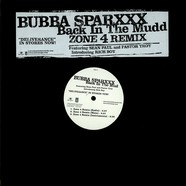 Bubba Sparxxx - Back in the mud Zone 4 remix