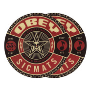 Sicmats - Obey design Slipmat