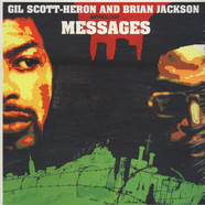 Gil Scott-Heron & Brian Jackson - Anthology Black Vinyl Edition