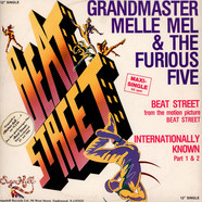Grandmaster Melle Mel & The Furious Five - Beat Street