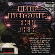 Hydra presents: - Hip hop undergrounds finest ep