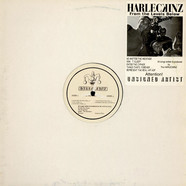 Harleckinz - From The Levels Below