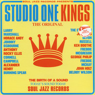V.A. - Studio one kings