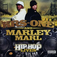 KRS One & Marley Marl - Hip Hop lives