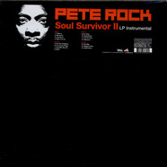 Pete Rock - Soul Survivor II Instrumentals