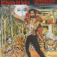 Lee Perry & The Upsetters - Return Of Wax