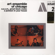 Art Ensemble Of Chicago - A Jackson In Your House