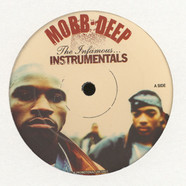 Mobb Deep - The Infamous Instrumentals Coloured Vinyl Edition