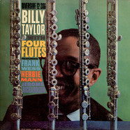 Billy Taylor - Billy Taylor With Four Flutes