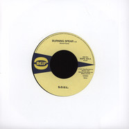 "S.O.U.L. - Burning Spear 7"" Version / Do Whatever You Want To Do"