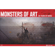 Amber Grünhäuser - Monsters of Art - 20 Years Of Havoc Hardcover