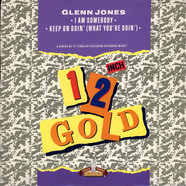 Glenn Jones - I Am Somebody / Keep On Doin' (What You're Doin')