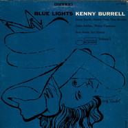 Kenny Burrell - Blue Lights Volume 2