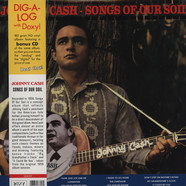 Johnny Cash - Songs Of Our Soil