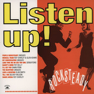 V.A. - Listen Up! Rocksteady