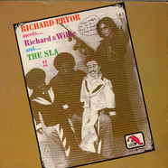 Richard Pryor / Richard Sanfield - Richard Pryor Meets...Richard & Willie And...The SLA!!
