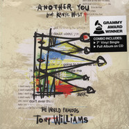 Tony Williams - Another You Feat. Kanye West Clear Vinyl Edition