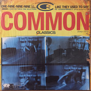 Common - One-Nine-Nine-Nine