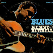 Kenny Burrell - Blues - The Common Ground