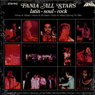Fania All Stars - Latin-Soul-Rock