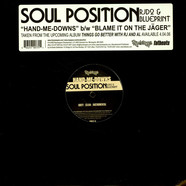 Soul Position (RJD2 & Blueprint) - Hand-me-downs