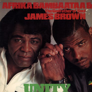 Africa Bambaataa & James Brown - Unity