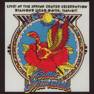 Cosmic Travelers - Live At The Spring Crater Celebration