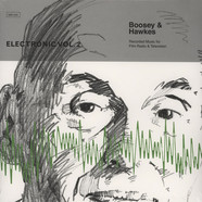 Tod Dockstader - Recorded Music For Film, Radio & Television: Electronic Volume 2