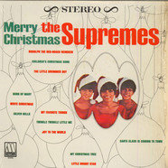 Supremes, The - Merry Christmas