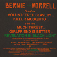 Bernie Worrell - Volunteered Slavery (Compiled By Slow To Speak)