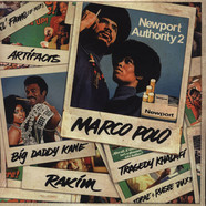 Marco Polo - Newport Authority 2 hhv.de Green Vinyl Edition