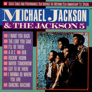 Michael Jackson & Jackson 5, The - Great Songs And Performances That Inspired The  Motown 25th Anniversary T.V. Special