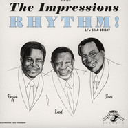 Impressions, The - Rhythm! / Star Bright