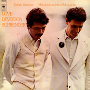 Carlos Santana / John McLaughlin - Love Devotion Surrender